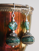 Incoming Tide Earrings