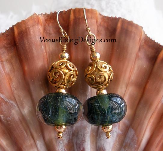 Sea Treasure Earrings