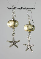 Walk on the Beach Earrings